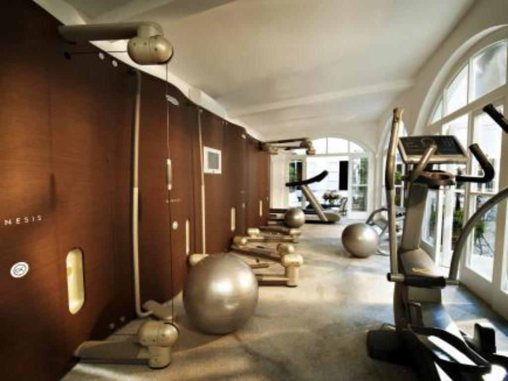 gimnasio Antiq Palace - Small Luxury Hotels Of The World