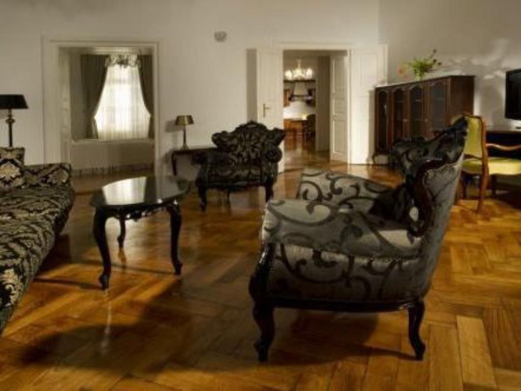 Vista interior Antiq Palace - Small Luxury Hotels Of The World