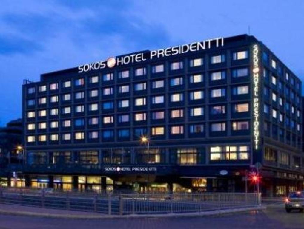 Sokos Helsinki Hotelli