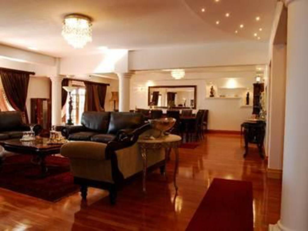 עיצוב הפנים Aristo Manor Luxury Guesthouse
