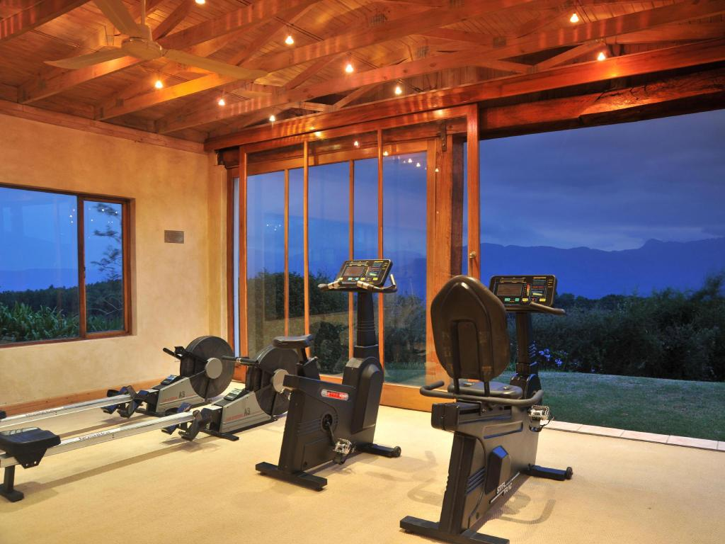 Fitness center Coach House Hotel and Spa