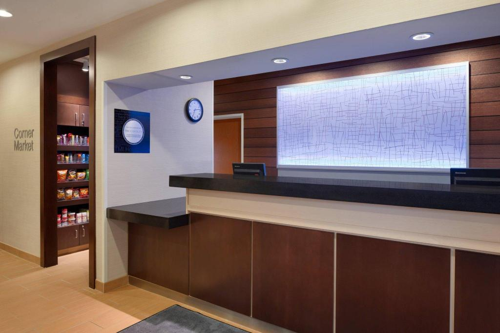 Hành lang Fairfield Inn & Suites Youngstown Boardman/Poland