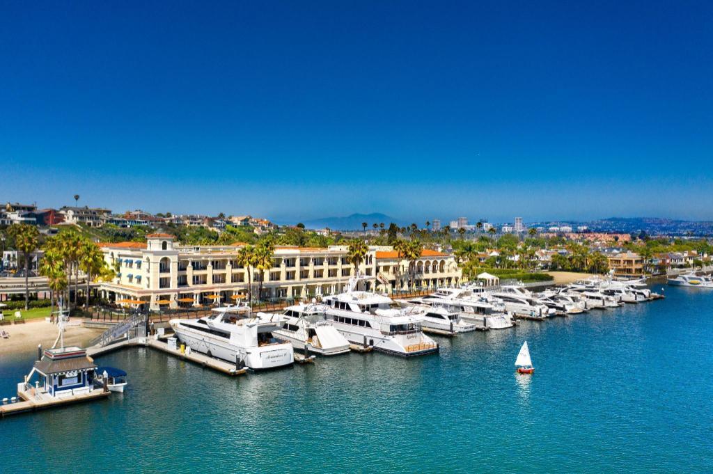 Balboa Bay Resort Newport Beach Ca