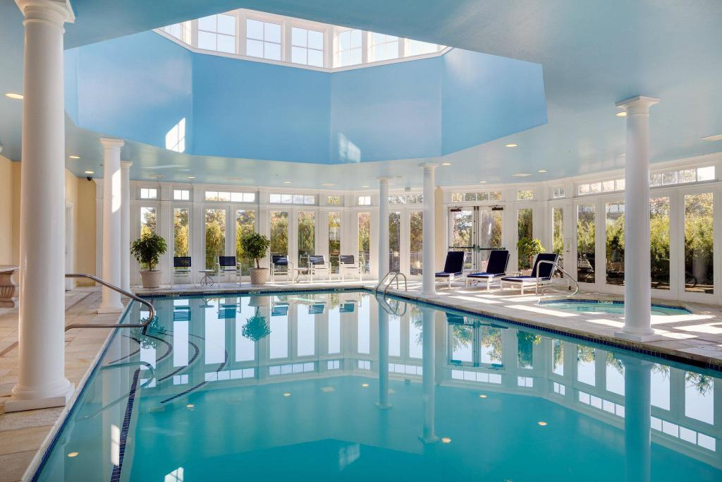 Piscina Wentworth by the Sea, A Marriott Hotel & Spa