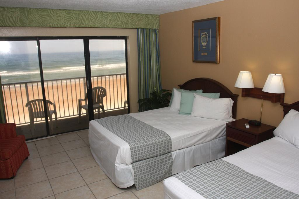 Double Room with Kitchenette and Ocean Front View