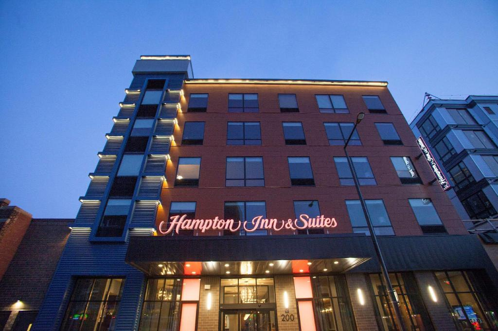 Hampton Inn & Suites St. Paul Downtown