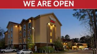 Fairfield Inn & Suites Houston Intercontinental Airport