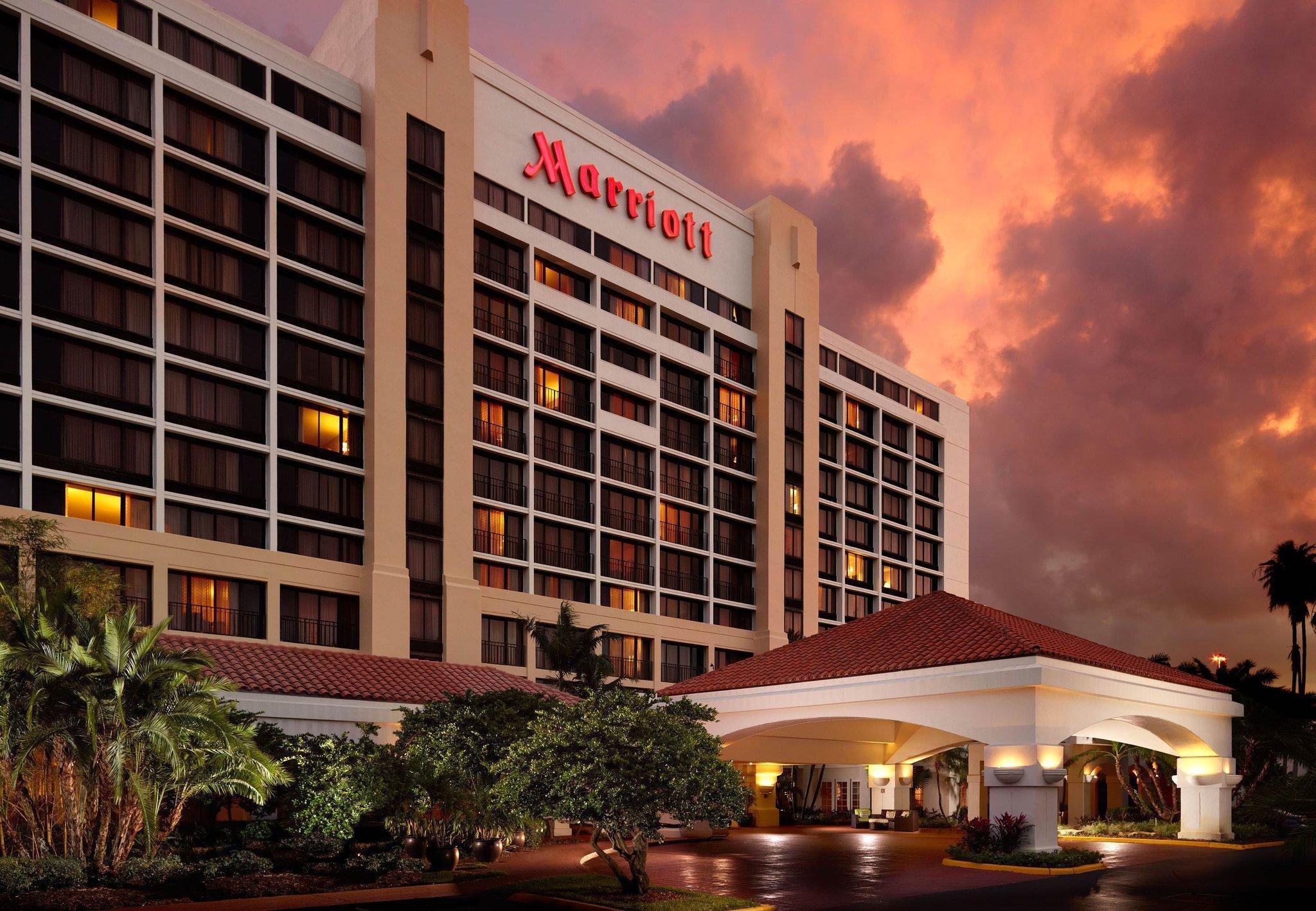Palm Beach Gardens Marriott in Palm Beach Gardens (FL) - Room Deals ...