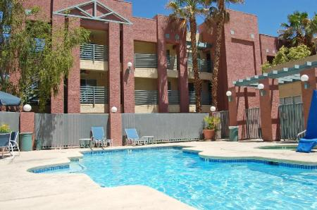 Swimming pool [outdoor] Extended Stay America Las Vegas Valley View
