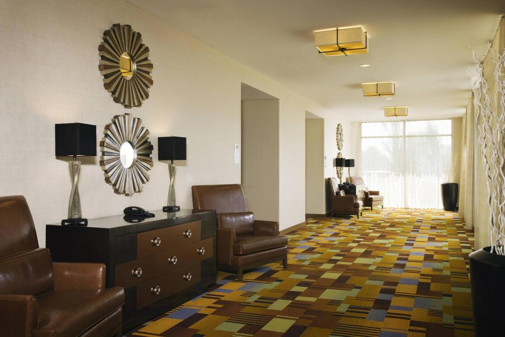Lobby Fairfield Inn & Suites Tustin Orange County