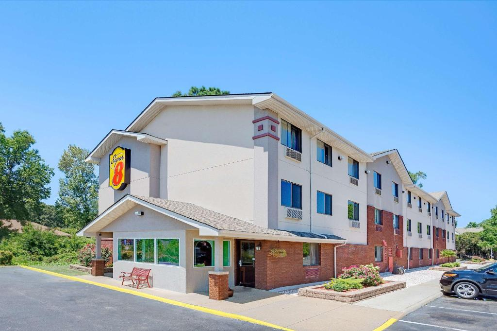 Super 8 By Wyndham Chesapeake/Portsmouth
