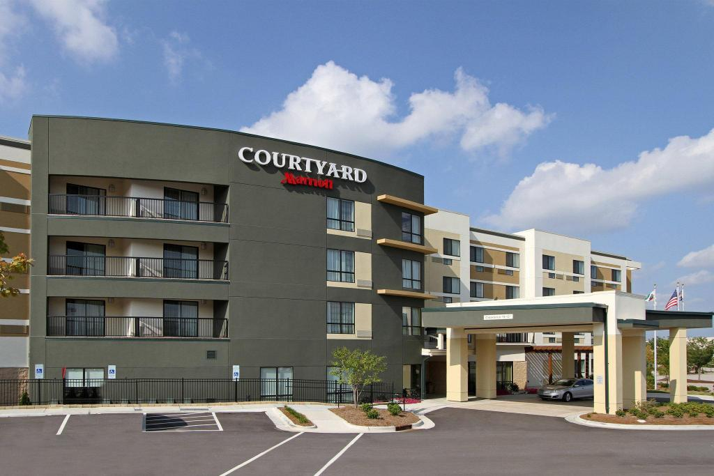 Informasi lengkap Courtyard Raleigh North/Triangle Town Center