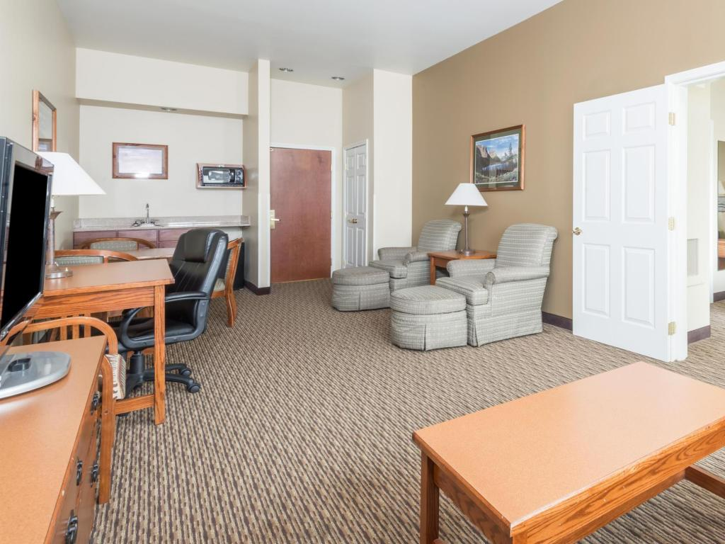Tampilan interior Wingate by Wyndham Missoula Airport