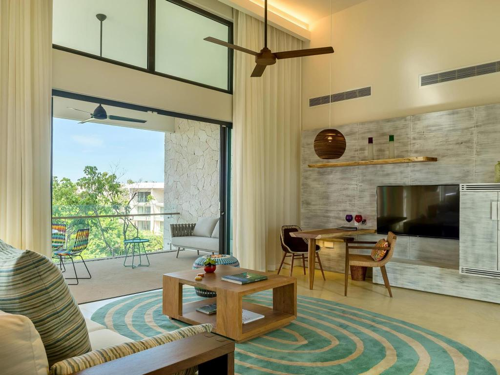 Interior view Andaz Mayakoba - a concept by Hyatt