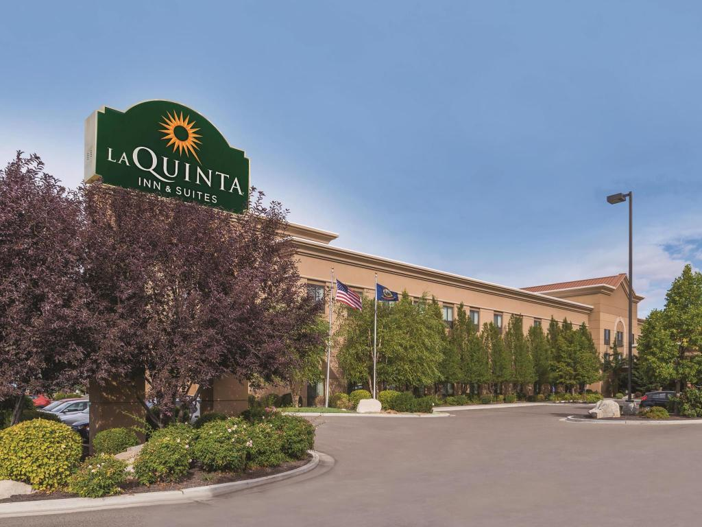 拉昆塔双瀑套房酒店 (La Quinta Inn & Suites Twin Falls)
