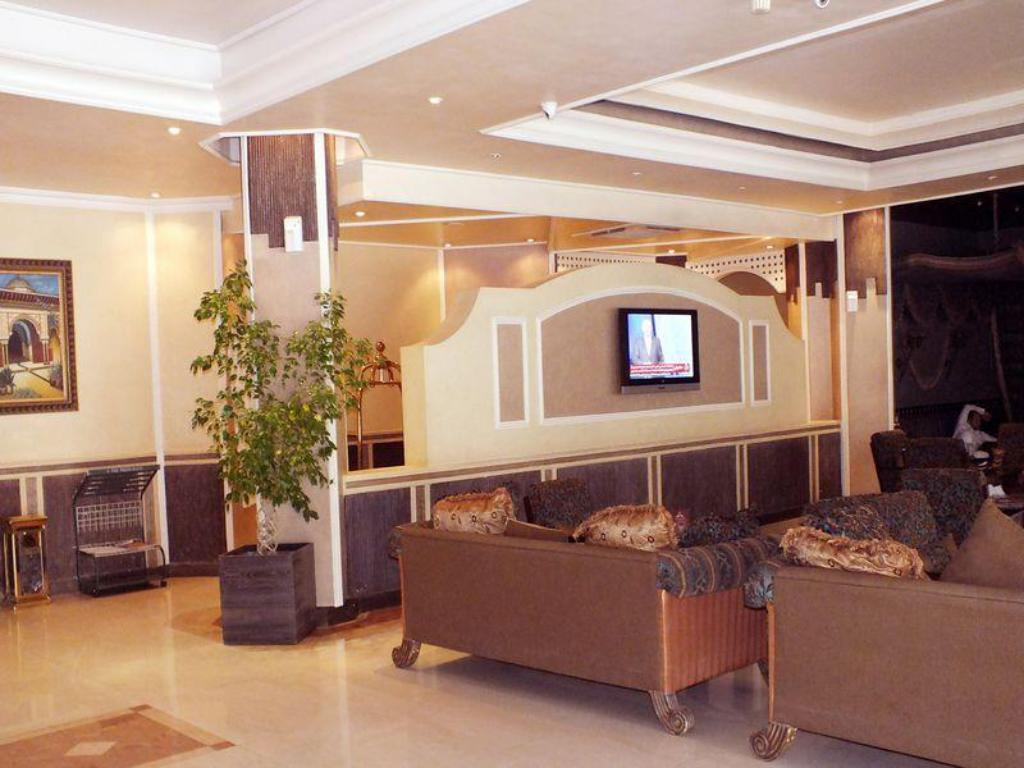 Lobby The East Ramad Hotel