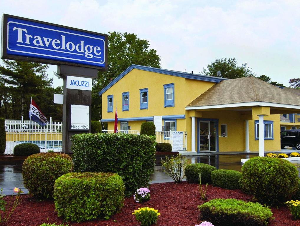 Tampilan eksterior Travelodge by Wyndham Atlantic City