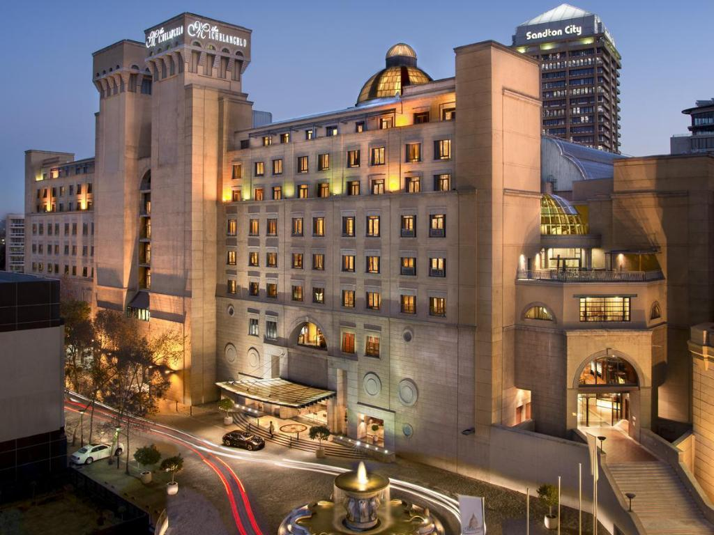 Hotels In Sandton City Johannesburg