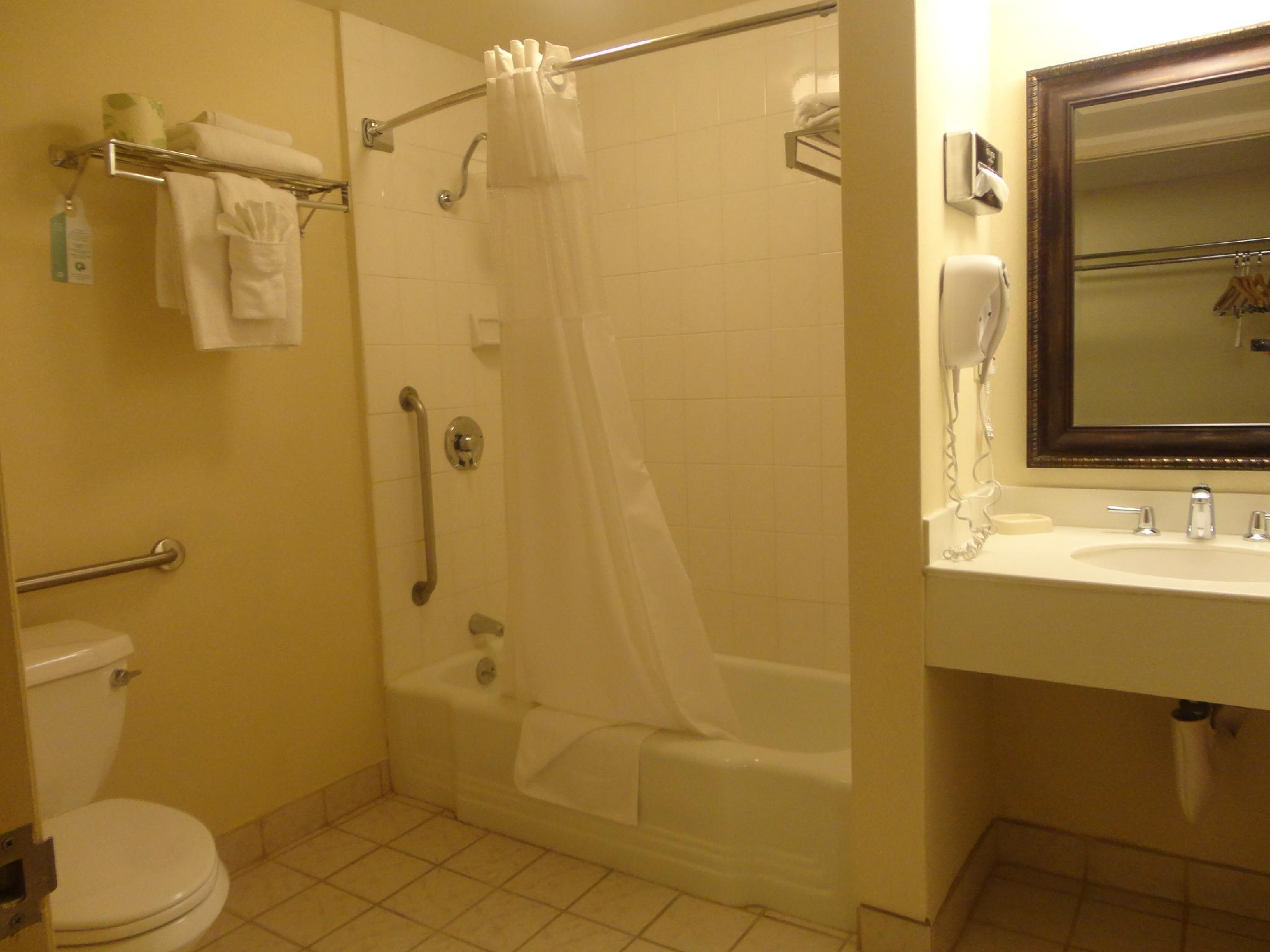 Standard Queen Room with Tub - Disability Access