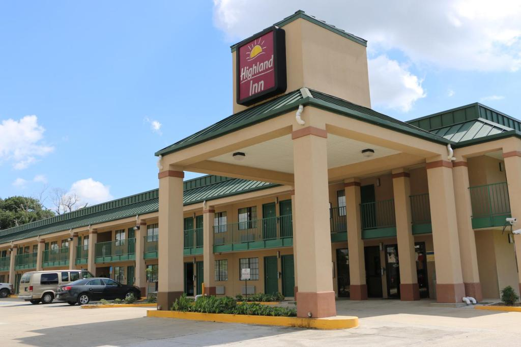 高地旅館Highland Inn