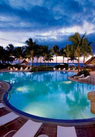 Swimming pool The Ritz-Carlton Key Biscayne, Miami