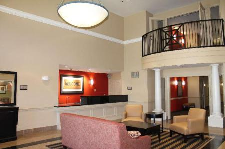 Interior view Extended Stay America Houston Med Ctr Braeswood Blvd