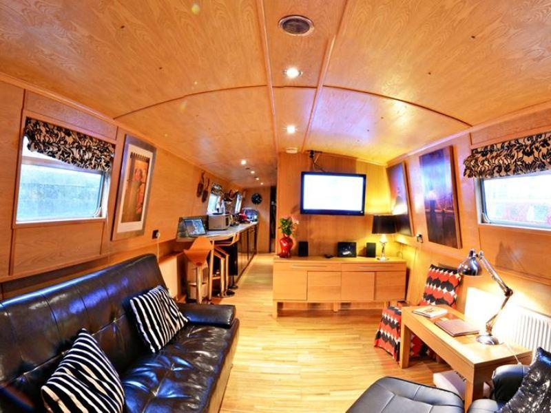 best price on the four sisters boatel houseboat in edinburgh reviews rh agoda com