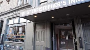 St Christopher's Inn Edinburgh