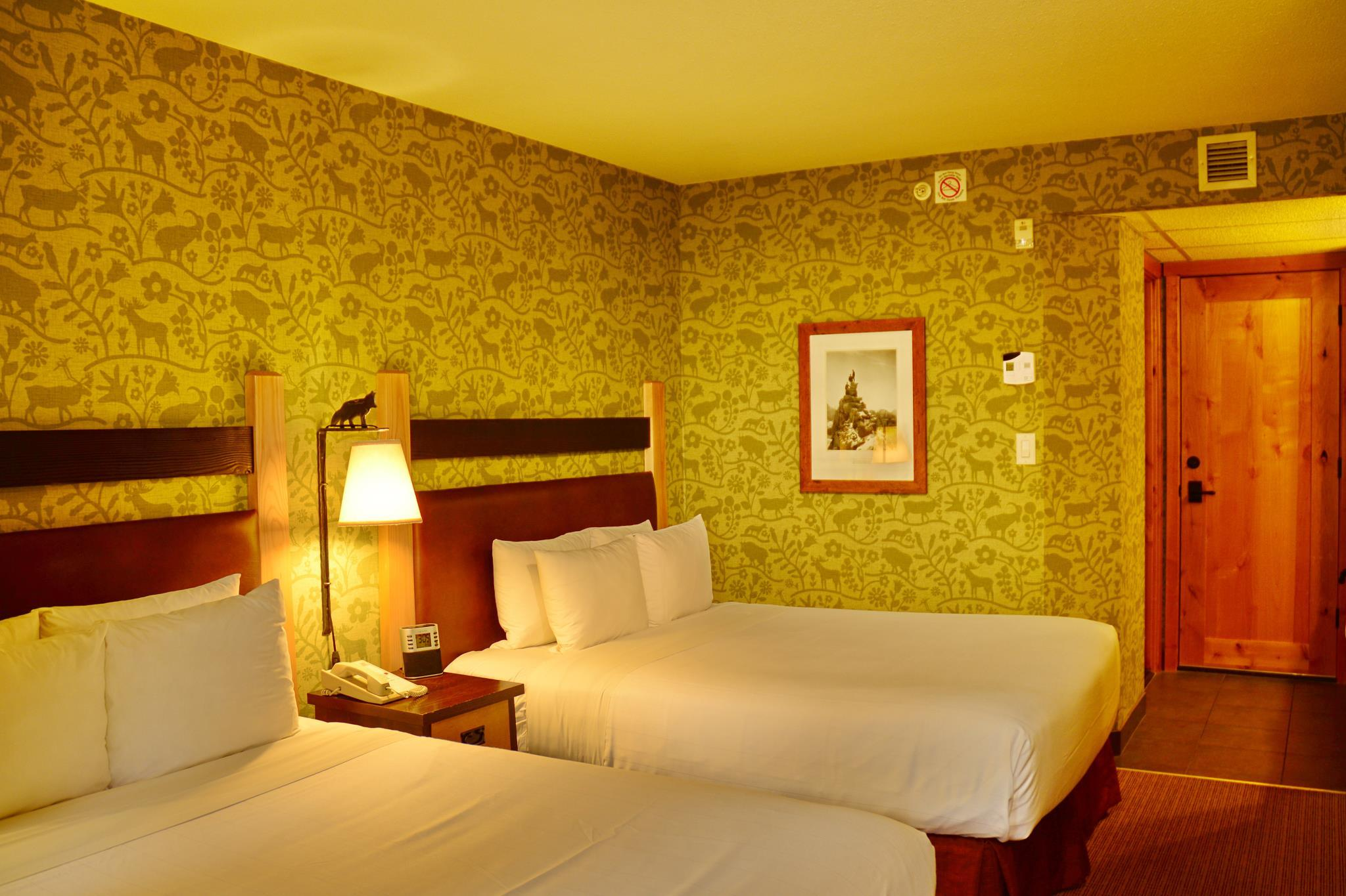 双人房(2张双人床) (Double Room with Two Double Beds)