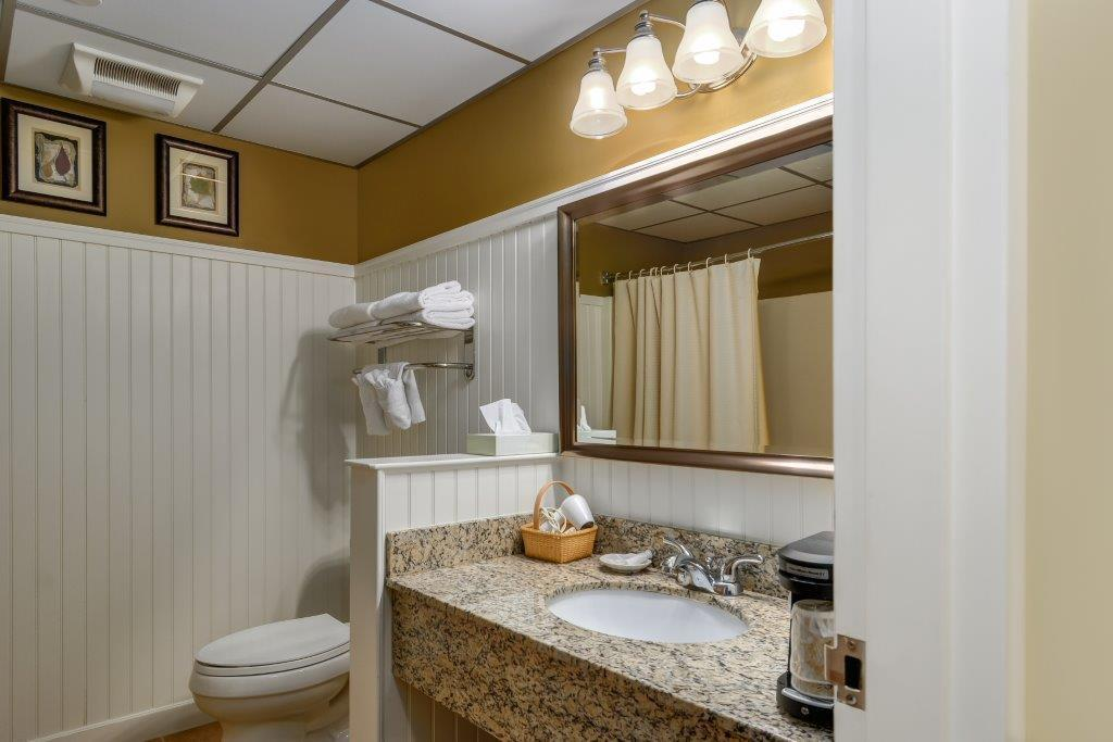 Kamar Standard Double Anchorage Inn and Suites