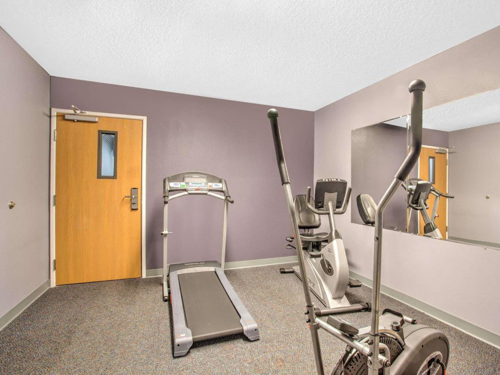 Centre de fitnes Microtel Inn and Suites Dover