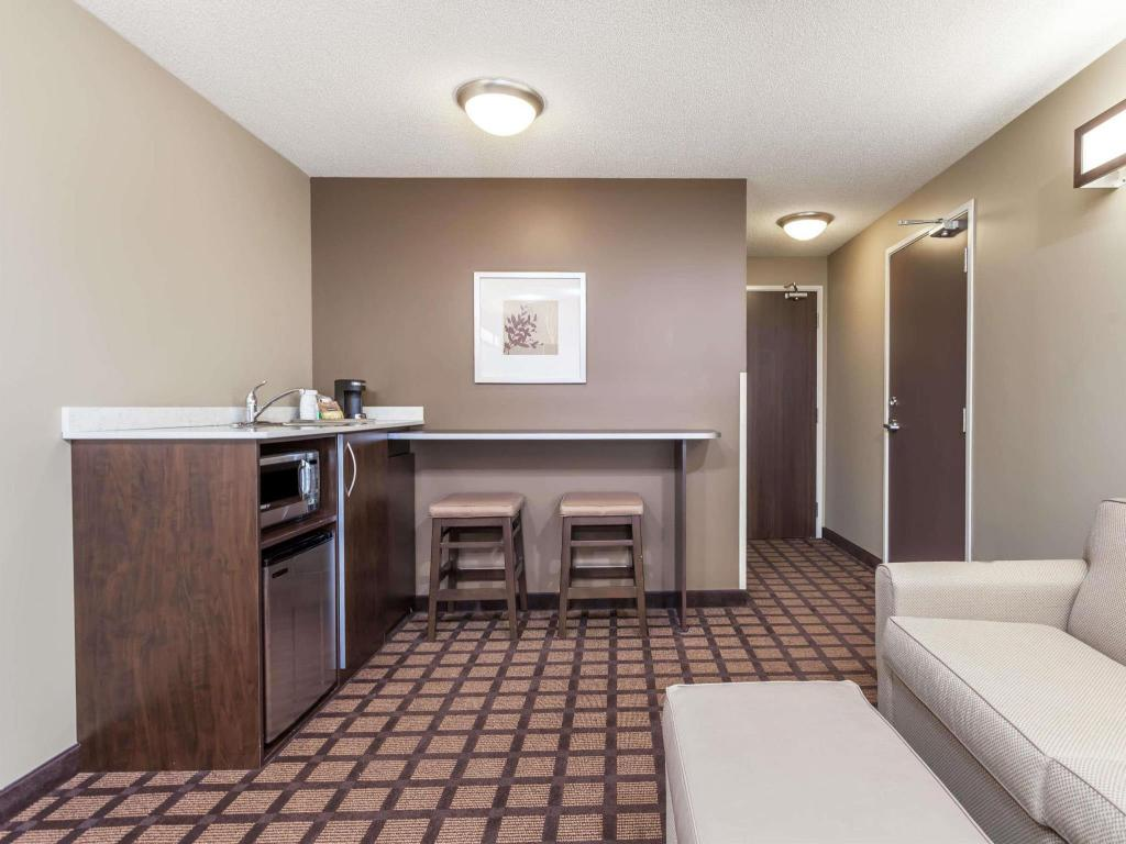Hotellet indefra Microtel Inn & Suites by Wyndham - Timmins