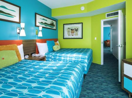 Universal's Cabana Bay Beach Resort in Orlando (FL) - Room Deals, Photos & Reviews