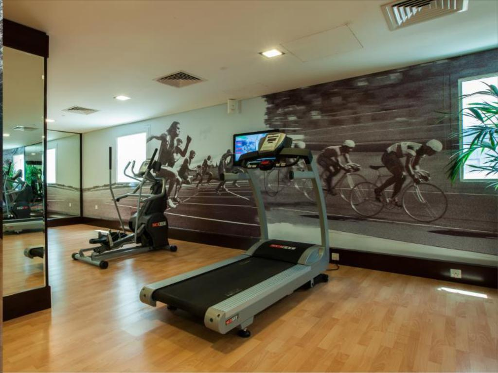 Fitness center Citymax Hotel Bur Dubai