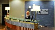 Holiday Inn Express Hotel & Suites Perry-National Fairground Area