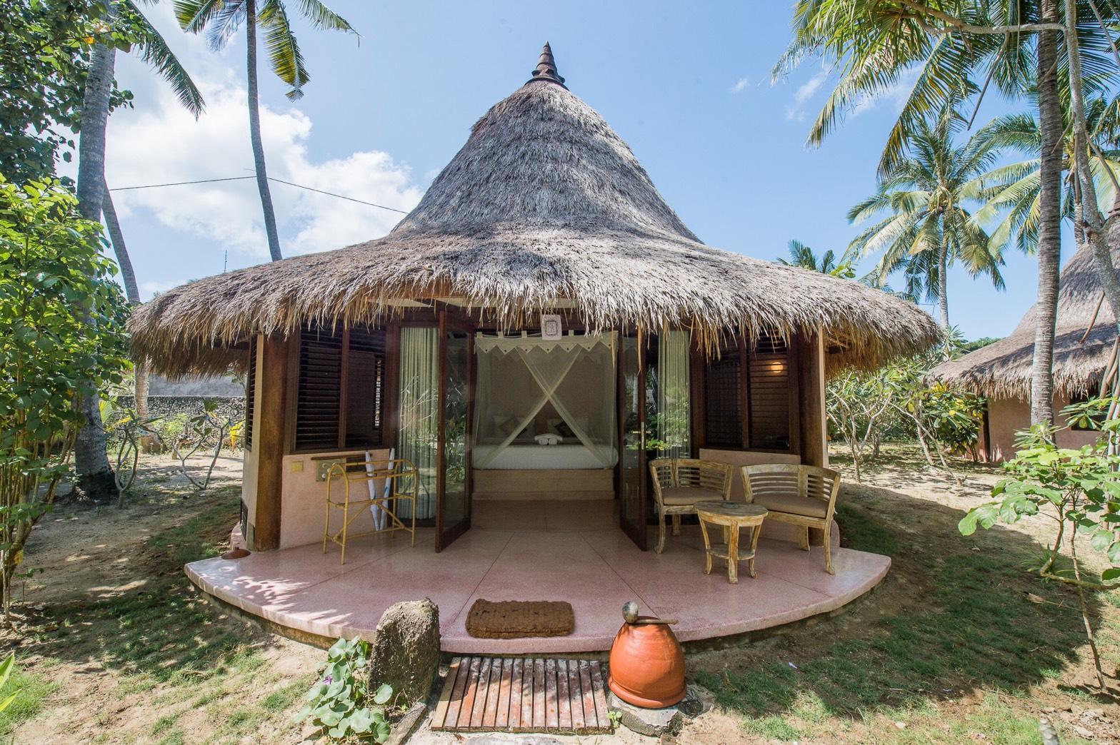 Nusa Beach Club In Bali Indonesia