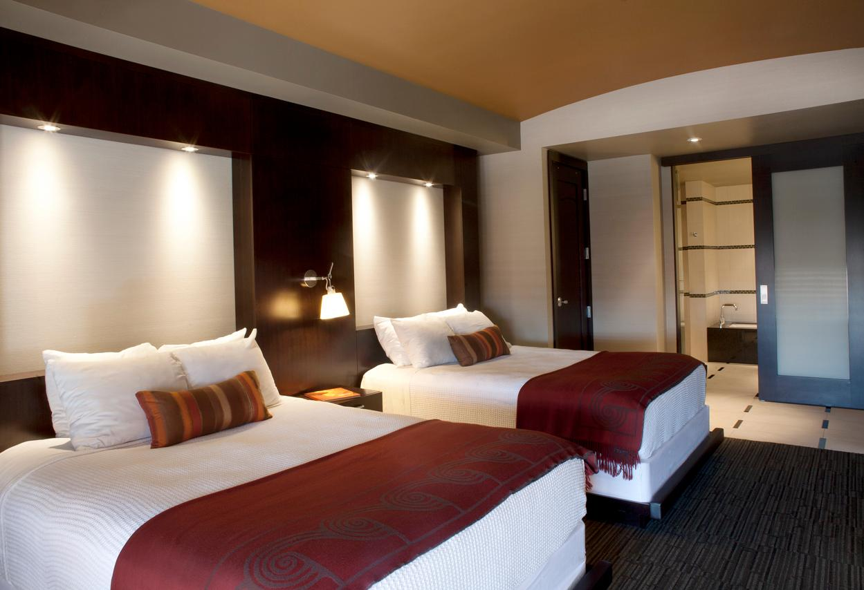 Kamar Signature dengan 2 Ranjang Queen (Signature Room 2 Queen Beds)