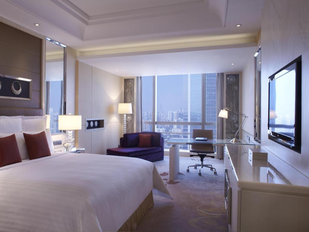 See all 6 photos Guangzhou Marriott Hotel Tianhe