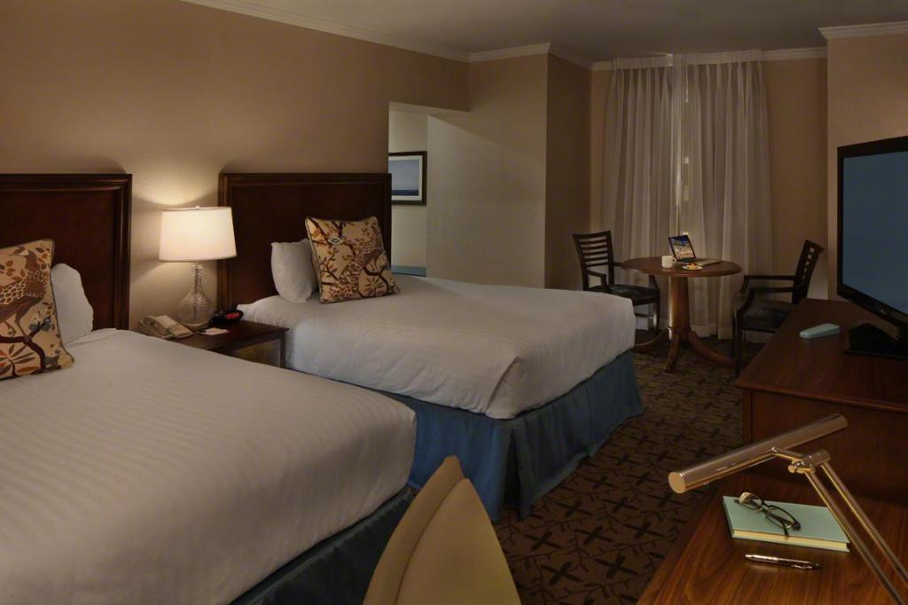 Double Room with Two Double Beds Gettysburg Hotel