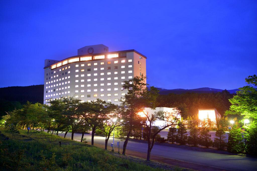 Exterior view Active Resorts Iwate Hachimantai