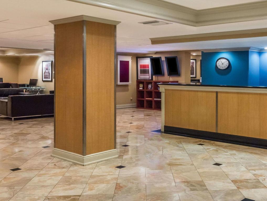 lobby wyndham garden new orleans airport lobby - Wyndham Garden New Orleans Airport