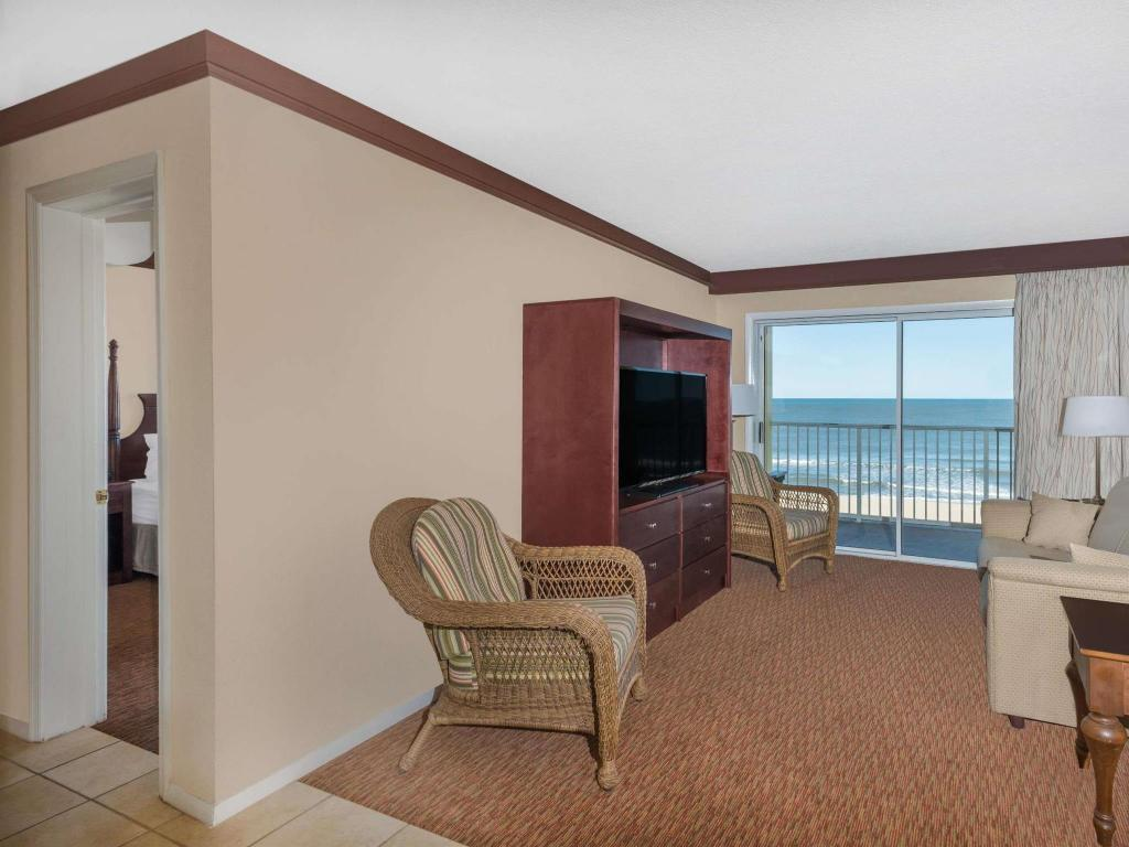 Tampilan interior Days Inn by Wyndham Ocean City Oceanfront