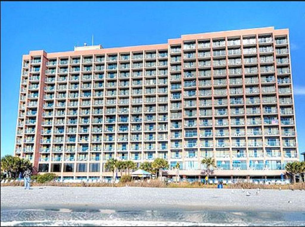 Exterior View Sandcastle Oceanfront Resort South Beach