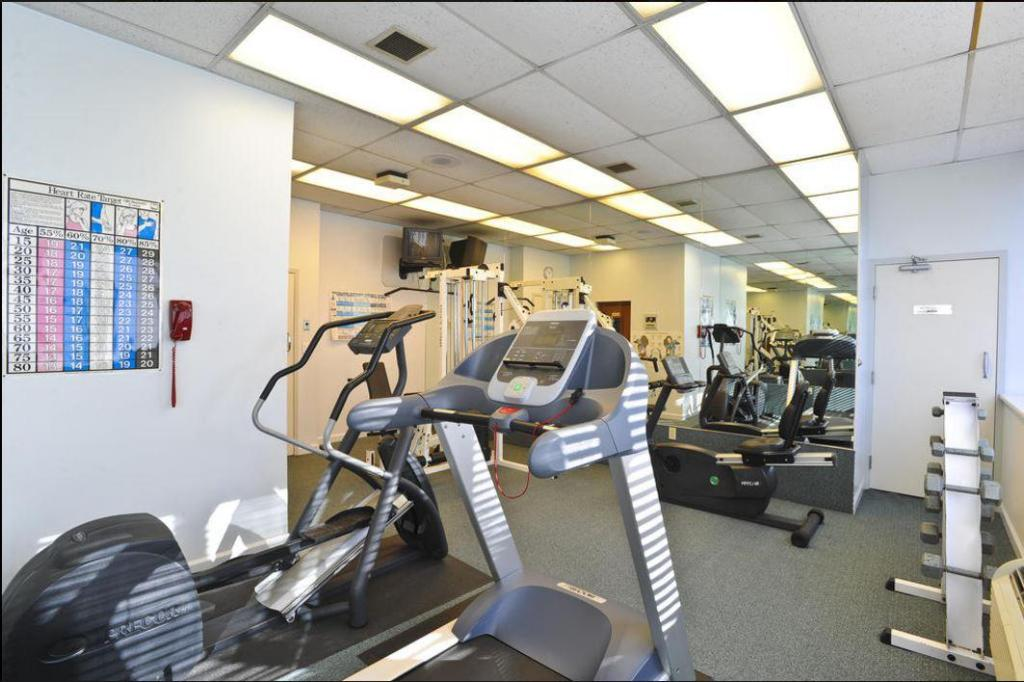 Fitness center Avon Old Farms Hotel