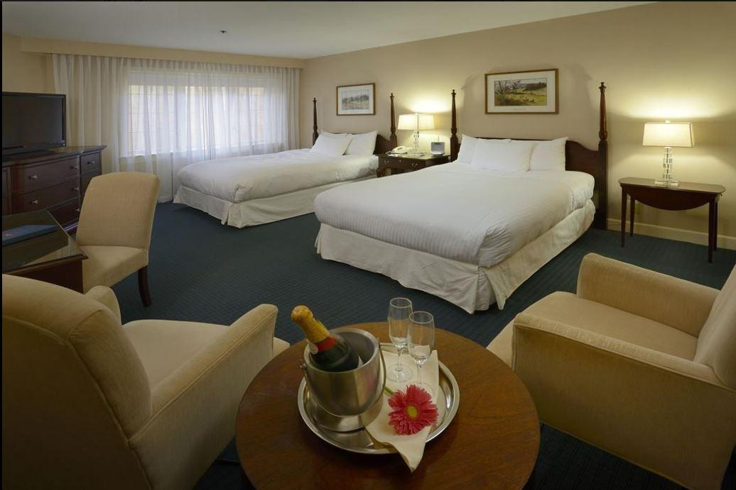 Luxury Deluxe Double Room