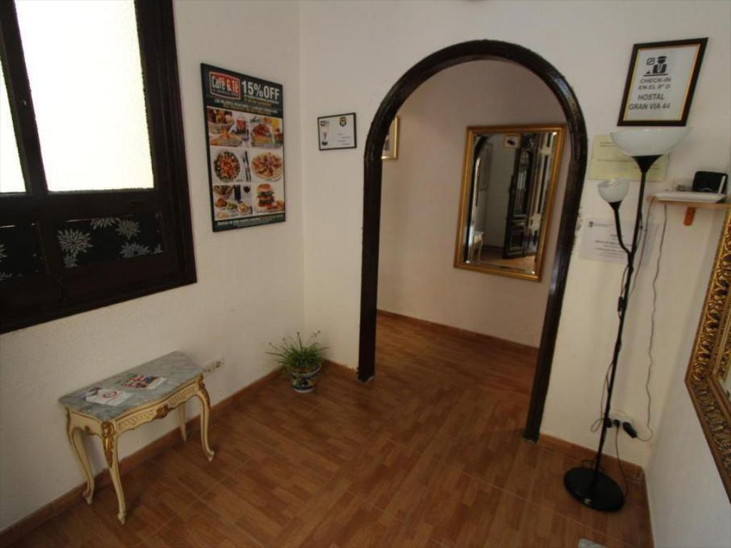 Interior view Hostal Helena