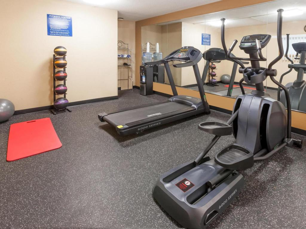 fitnesscenter Days Inn Kent - Akron