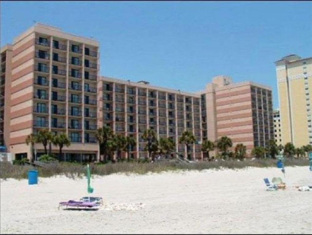 Myrtle Beach Sc Sandcastle Oceanfront Resort At The Pavilion