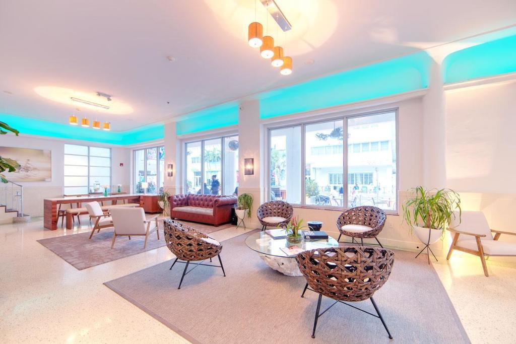 Stiles Hotel In Miami Beach Fl Room