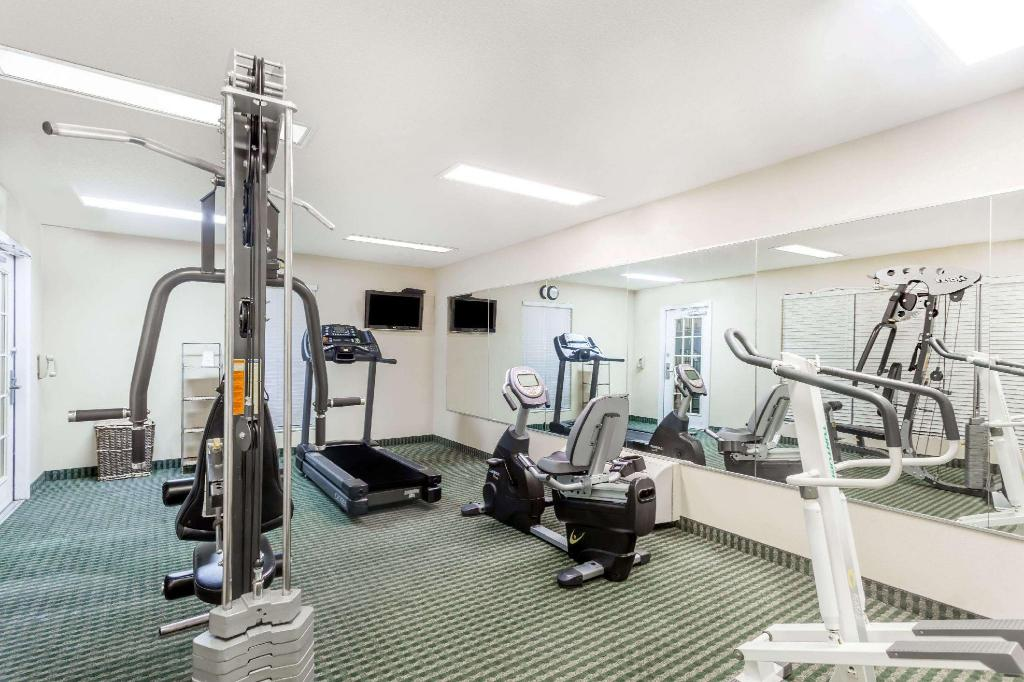 Fitnesa centrs Baymont by Wyndham Florence/Muscle Shoals